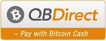 QB Direct Bitcoin Cash