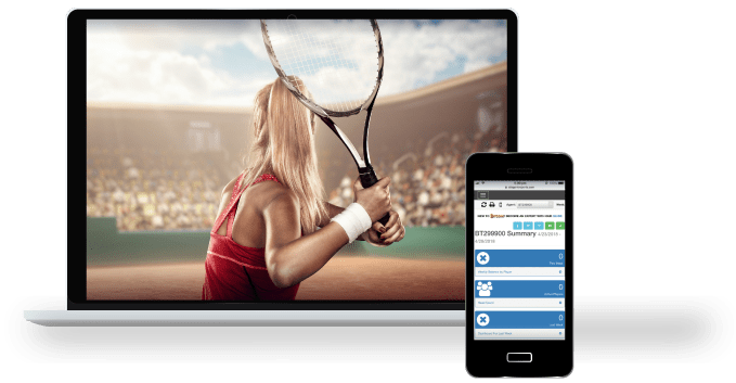 Why Choose Us Mobile Betting Platform Tennis