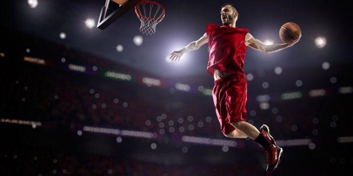 NBA Playoffsl Slam Dunk