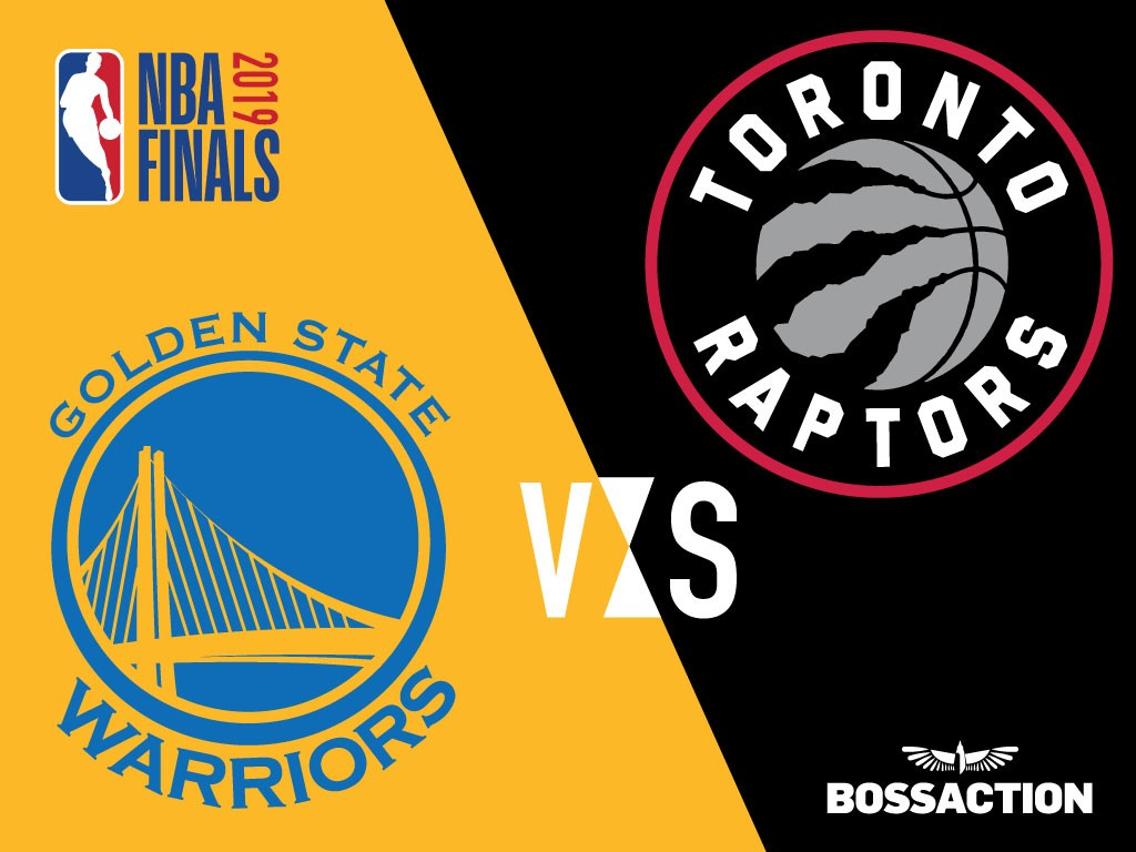NBA Finals 2019- Warriors vs Raptors