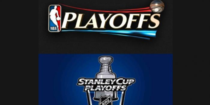 NBA NHL Playoffs