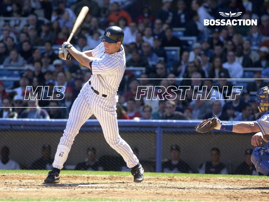 MLB Baseball Batter Up 1st half