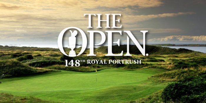 The Open 148th Royal Portrush golf course