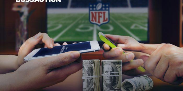 bookie agent nfl season concept