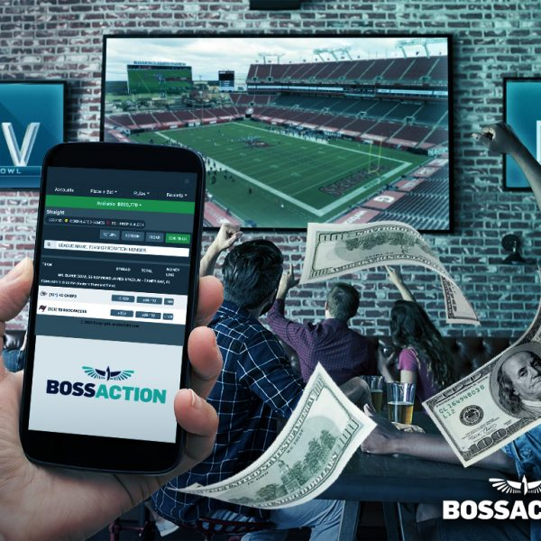 Sports Betting Software Provider: Super Bowl LV Betting Action Update